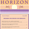PDF of 2008 HORIZON No. 4 -- Preparing discerners for formation