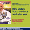 Vocation Directors: How VISION Vocation Guide works for you