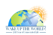 Year of Consecrated Life Logo - English