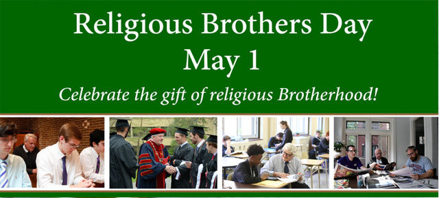 Religious Brothers Day, May 1
