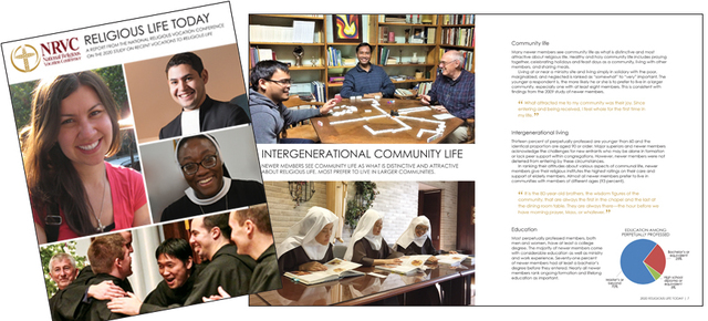 Religious Life Today booklets now available