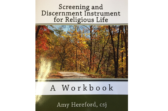 "Resource of the month: ""Screening and Discernment Instrument"""
