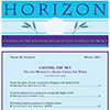 PDF of 2011 HORIZON No. 1 Winter -- Convocation 2010: Casting the net, Vocation ministry in a global church and world